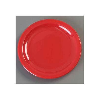"Carlisle KL20405 - Kingline™ Pie Plate 6-7/16"" x 5/8"", Red - Pkg Qty 48"