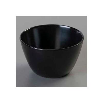 Carlisle KL35003 - Kingline™ Bouillon Cup 7.7 Oz., Black - Pkg Qty 48