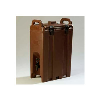 Carlisle LD500N01 - Cateraide™ Beverage Server, 5 Gallon, Insulated, Brown