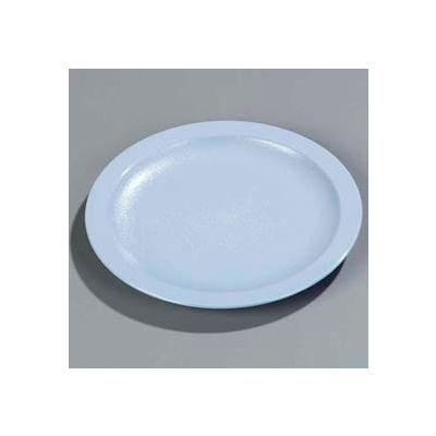 "Carlisle PCD20659 - Narrow Rim Plate 6-1/2"", Slate Blue - Pkg Qty 48"