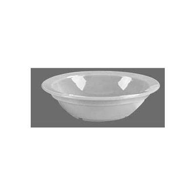 "Carlisle PCD30503 - Rimmed Fruit Bowl 5 Oz., 3-1/2"", Black - Pkg Qty 48"
