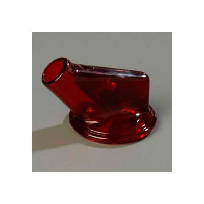 Carlisle PS10305 - Replacement Spout, For Store 'N Pour®, Red - Pkg Qty 12