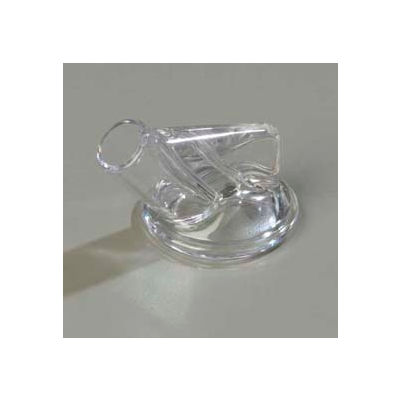 Carlisle PS10307 - Replacement Spout, For Store 'N Pour®, Clear - Pkg Qty 12