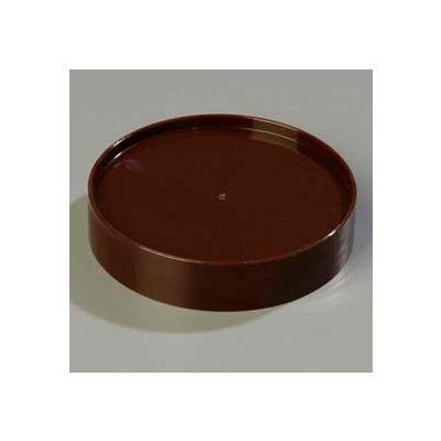 Carlisle PS30401 - Stor N' Pour® Caps, Brown - Pkg Qty 12