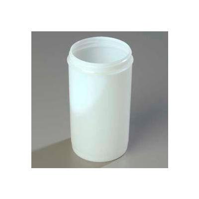 Carlisle PS603N02 - Stor N' Pour® Quart Container, White - Pkg Qty 12
