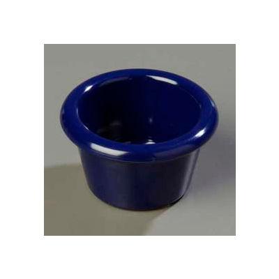 Carlisle S27560 - Smooth Ramekin 1.5 Oz., Cobalt Blue - Pkg Qty 48