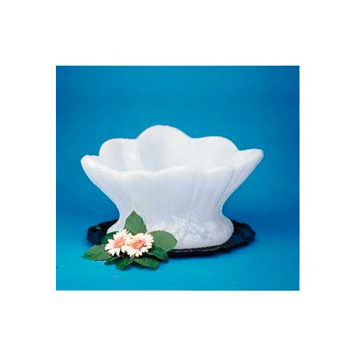 Carlisle SCL102 - Ice Sculptures™ Clam Shell, White