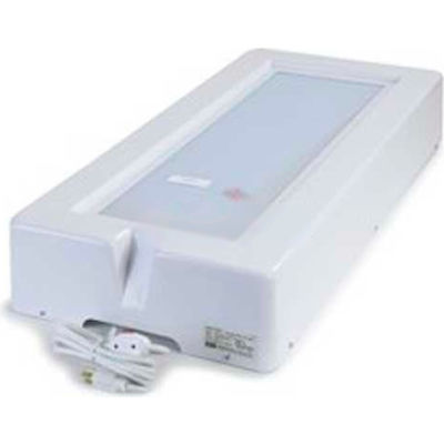 Carlisle SL6011L00 - Acrylic Large Light Box (no tray), 1 Ea