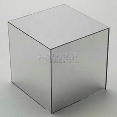 "Carlisle SMMC1023 - MirAcryl™ Mirror Cube 9-5/8"", 1 Ea, Mirrored"