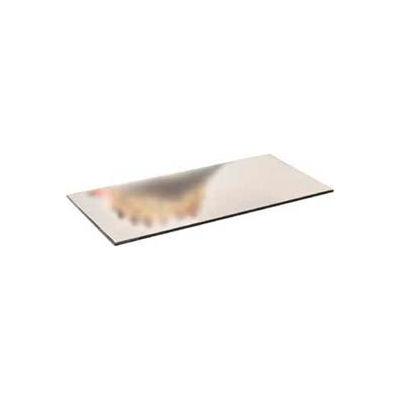 "Carlisle SMR183623 - Miracryl™ Rectangle Tray 35-5/8"" x 17-3/4"", Mirrored"