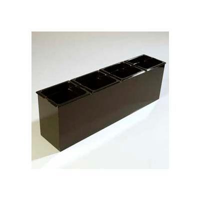 "Carlisle TP10007 - Toothpick Dispenser 3-5/32"", 3-1/32"", 5"", Clear"