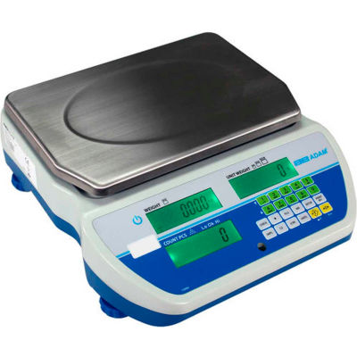 Adam Equipment CCT 48/USB Cruiser Bench Counting Scale with USB, 100 lb x 0.005 lb