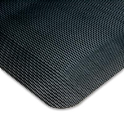 "Wearwell® ComfortPro Anti Fatigue Mat 1/2"" Thick 3' x 5' Black"