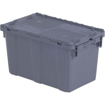 ORBIS Flipak® Distribution Container FP151 - 22-3/10 x 13 x 12-4/5 Gray