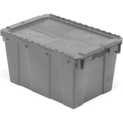 ORBIS Flipak® Distribution Container FP19 - 23-1/2 x 15-7/10 x 13 Gray