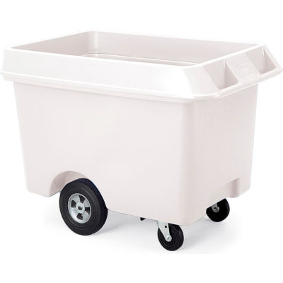 "Techstar Next Generation Starcarts Bulk Trucks - 31""Wx48""Dx34-1/2""H - White"