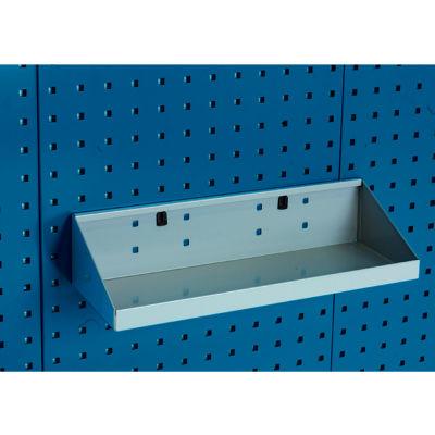 "Bott 14014031.16 Toolboard Shelf For Perfo Panels - Sloping Parts Shelf - 17""Wx10""D"