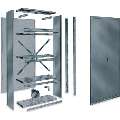 "Heviload Plus Ii Shelving Post  - 85""H"