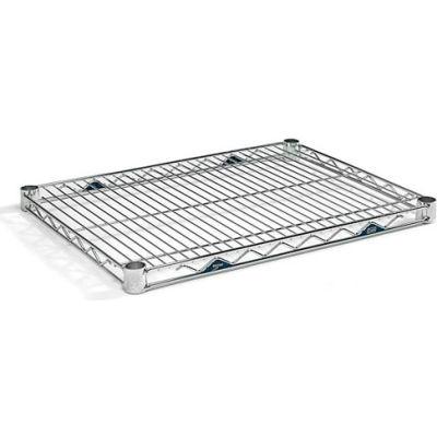 "Metro Extra Shelf For Open-Wire Shelving - 30X14"""