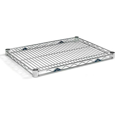 "Metro Extra Shelf For Open-Wire Shelving - 30X24"""