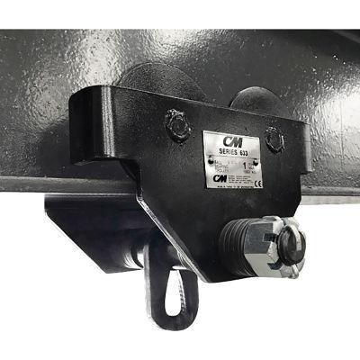 Cm Series 633 Wide Range Universal Trolleys - 2000-Lb. Capacity