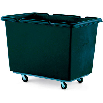 """Recycled Material Handling Carts - Smooth Walls, Plywood Base - 27""""Wx39""""Dx29""""H"""
