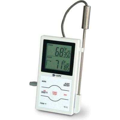 CDN Dual-Sensing Probe Thermometer/Timer