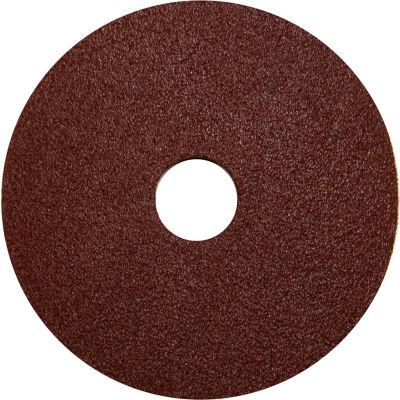 "Century Drill  75004 Resin Fiber Disc 4-1/2"" x 7/8"" 50 Grit Aluminum Oxide"