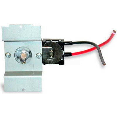 Heater Mount Single Pole Thermostat Kit For Cadet® UC Series White Models