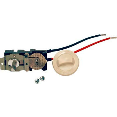 Cadet® Heater Mounted Thermostat Kit For C/CS/CT/CST Series CTT1A Single Pole 2 Wire