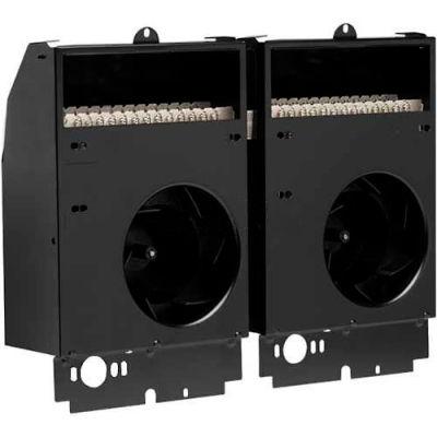 "Cadet® Electric Fan-Forced Wall Heater Assembly CST402 240/208V 4000W 14-1/2""L X 4""W"