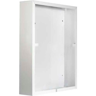 Cadet® Surface Mount Wall Can NLWC-S, White