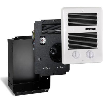Cadet® Fan-Forced In-Wall Fan Heater CBC103TW 120/240V 1000 Watts