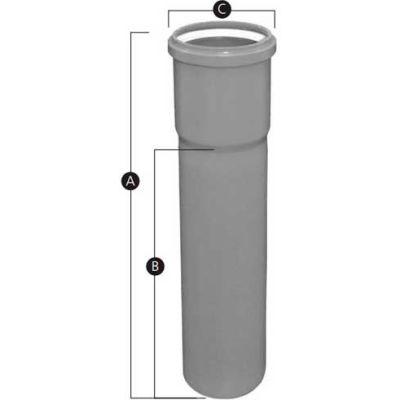 "InnoFlue® Vent Length ISVL042*-9, 4"" x 24"", 9/Pack"