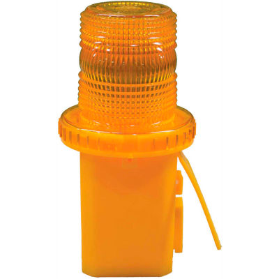 Cortina Flashing Cone Light, Amber Lens, 03-10-CLG
