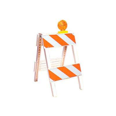 Plastx™ Type 2 Barricade 8T/8B W/Egr Sheeting