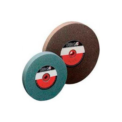 "CGW Abrasives 38516 Bench & Pedestal Grinding Wheel 8"" x 1"" x 1-1/4"" 60 Grit Silicon Carbide"