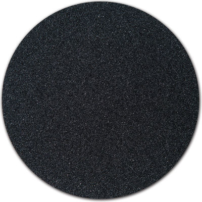 "CGW Abrasives 52968 Metallurgical Sanding Disc 10"" Dia. 180 Grit  Silicon Carbide PSA Backing - Pkg Qty 100"