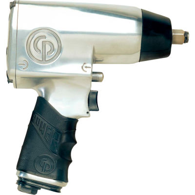 """Chicago Pneumatic Air Impact Wrench, 1/2"""" Drive Size, 425 Max Torque"""
