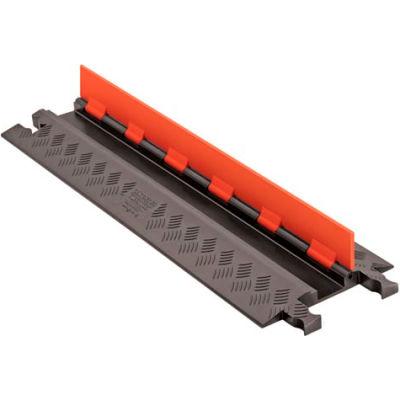 Guard Dog® Low Profile, 1 CH - Orange Lid/Black Base