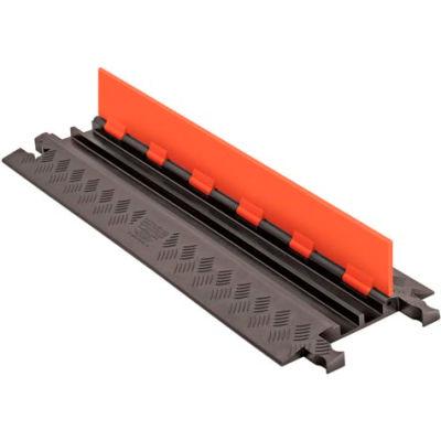 Guard Dog® Low Profile, 2 CH - Orange Lid/Black Base