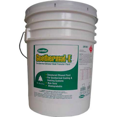 Geothermal-E™ Heat Tranfer Fluid-Ethanol, 5 Gal.