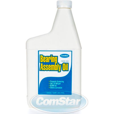 Bearing Assembly Lube Oil™ Oil For All Bearing Assemblies, 1 Qt.