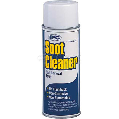 Soot Cleaner Spray™ Soot Remover Spray, 16 Oz - Pkg Qty 12