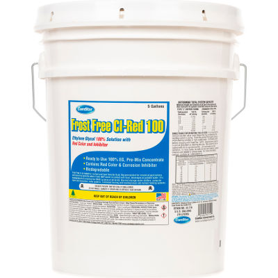 Frost Free - Color and Corrosion Inhibitor, 100% Ethylene Glycol
