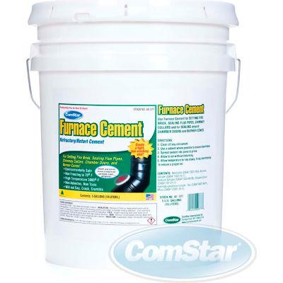 Furnace Cement™ Refractory / Retort Cement, 5 Gal.