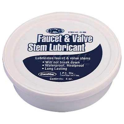 Faucet & Valve Stem Lubricant™, 4 Oz. - Pkg Qty 12