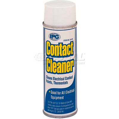 Contact Cleaner™ Electrical Contact Spray Cleaner, 16 Oz. Aerosol - Pkg Qty 12