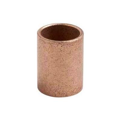 "Clesco, Bronze Sleeve Bearing, BSB-060808, 3/8""ID X 1/2""OD, 1/2""L"