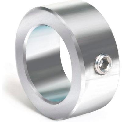 "Set Screw Collar, 1-1/8"", Stainless Steel"
